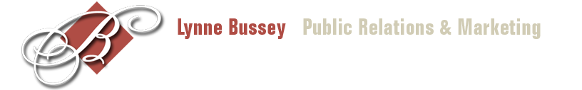 Lynne Bussey - Public Relations and Marketing